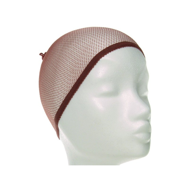 Bonnet de protection filet ( brun )
