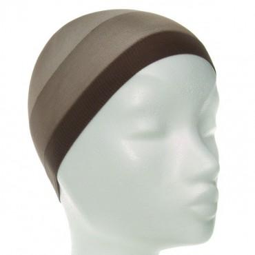 Bonnet de protection Nylon ( brun )