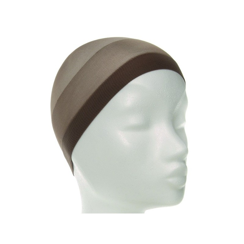 Bonnet de protection Nylon ( brun )