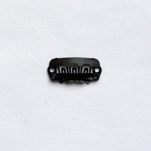Clips 20mm noir