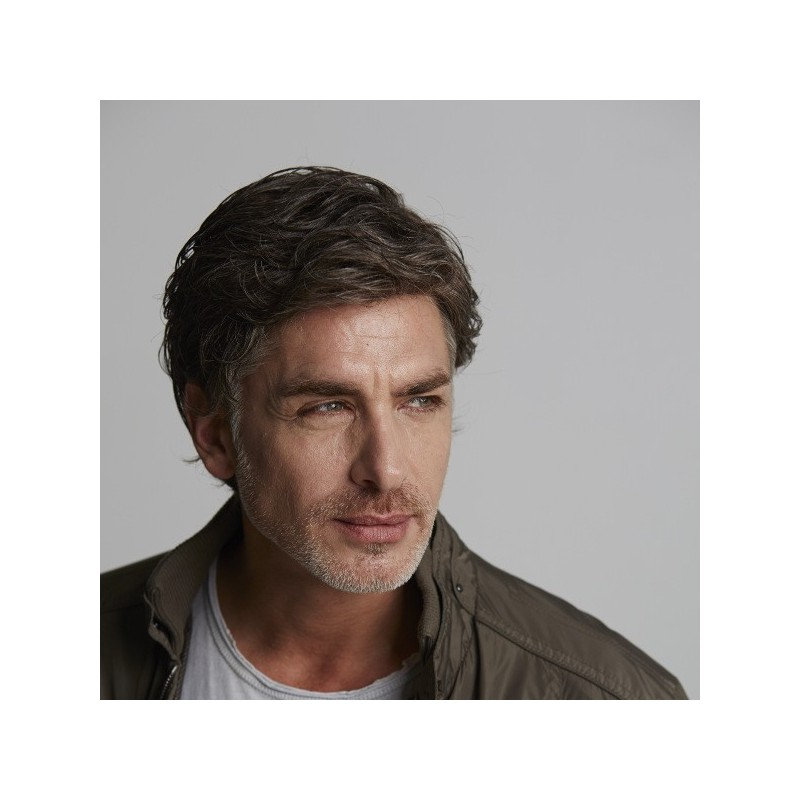 Bob II - Gisela Mayer MEN Line - Perruque Homme