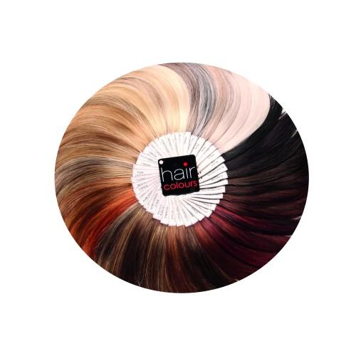 Nuancier - Cheveux Synthétiques Ellen Wille