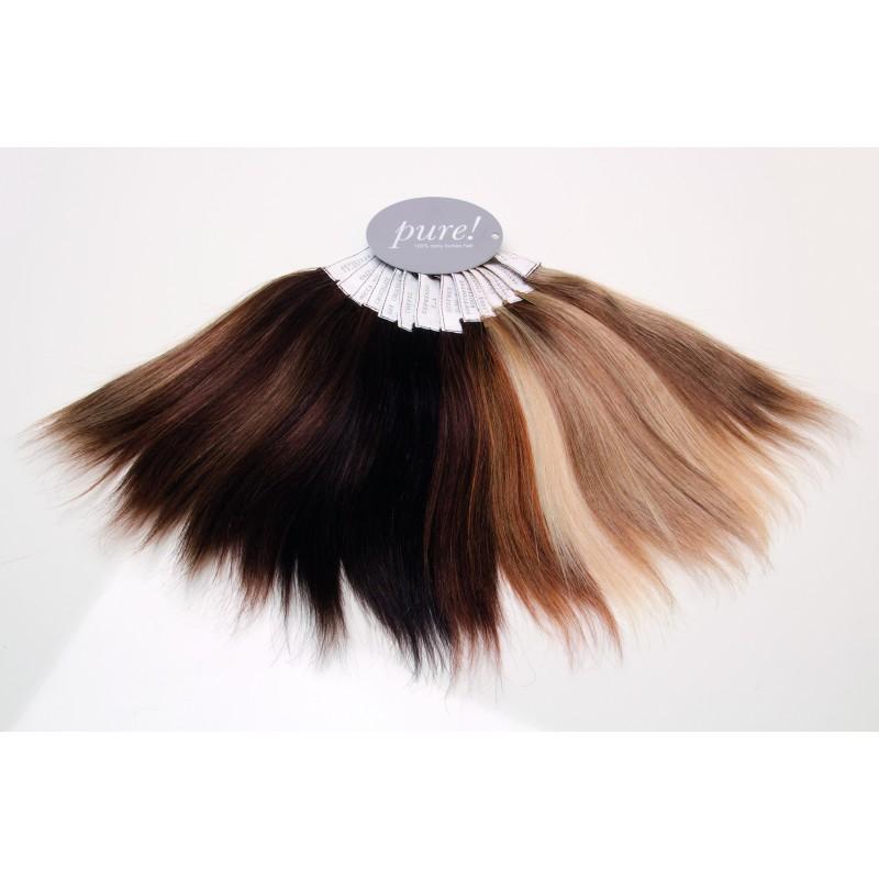 Nuancier - Cheveux Naturels Ellen Wille