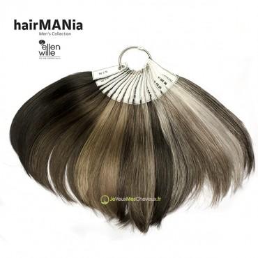 Nuancier - Cheveux Synthétiques Homme - HairMANia