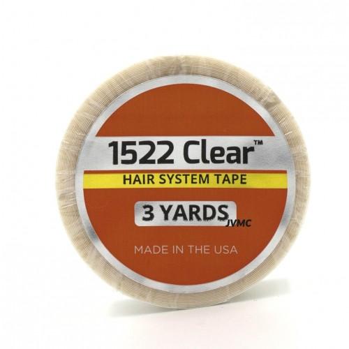 Bande Adhésive CLEAR pour complément capillaire