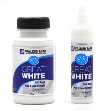 Great White 41ml - Colle capillaire