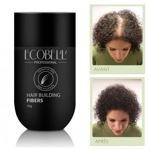 Poudre de cheveux densifiante Ecobell