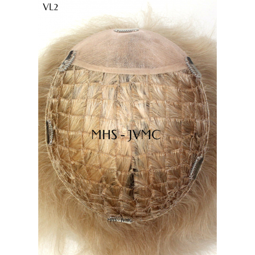 SUR-MESURE - Volumateur VL2 - Devant lace renforcée + Filet Polyester