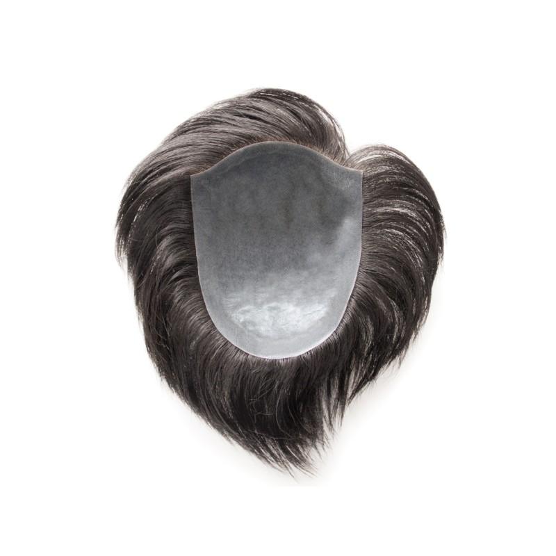 Hanno - Complément capillaire en cheveux naturels - HAIRforMANce