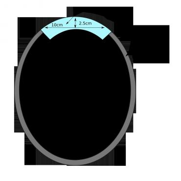 Modèle personnalisé volumateur Pasque