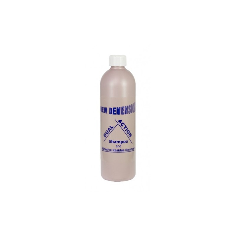 Shampoing New Demension Dual Action 355ml