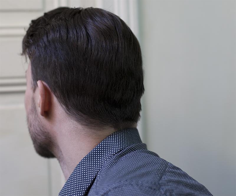 cheveux en arrière complément capillaire